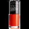 Bild: MAYBELLINE Colorshow Nagellack orange attack