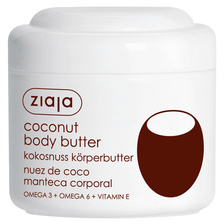 Ziaja Bodybutter Kokosnuss