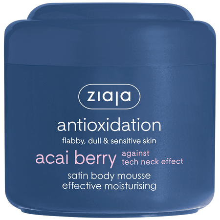 Ziaja Antioxidation Satin Body Mousse Acai Berry