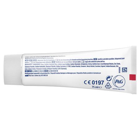 Oral-B Professional Zahncreme Sensitivität und Zahnfleischbalsam Sanfte Reinigung