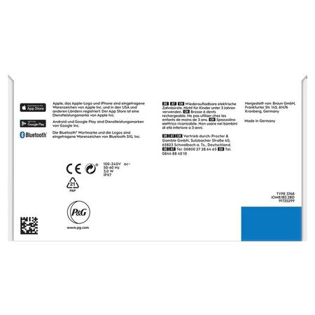 Oral-B elektrische Zahnbürste iO Series 8N Black Onyx