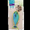Bild: ZooRoyal Katzenspielzeug Fisch Katzenminze & Glökchen