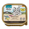 Bild: ZooRoyal Minkas Naturkost Kitten Huhn & Lachs Katzenfutter