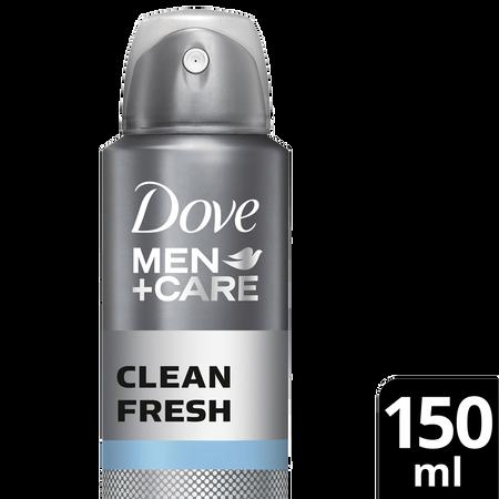 Dove MEN+CARE clean fresh Deospray