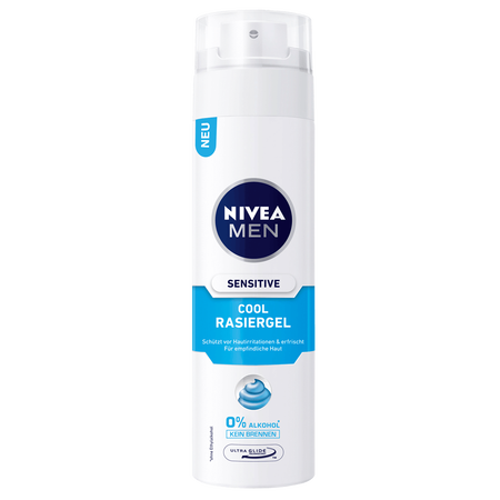 NIVEA MEN Sensitive Cool Rasiergel