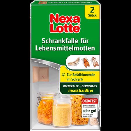 Nexa Lotte Schrankfalle für Lebensmittelmotten