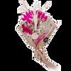 Bild: We Are Flowergirls Dried Flower Bouquet Berry