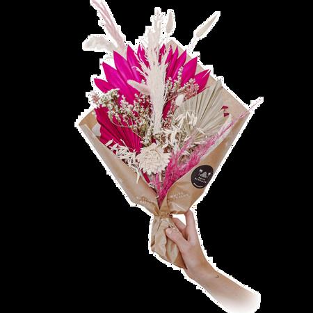 We Are Flowergirls Dried Flower Bouquet Berry