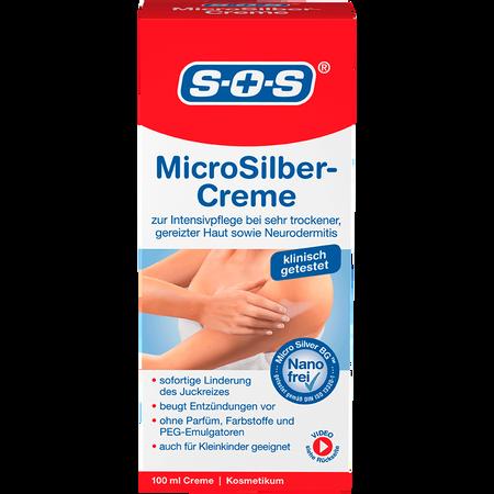 SOS Microsilber Creme