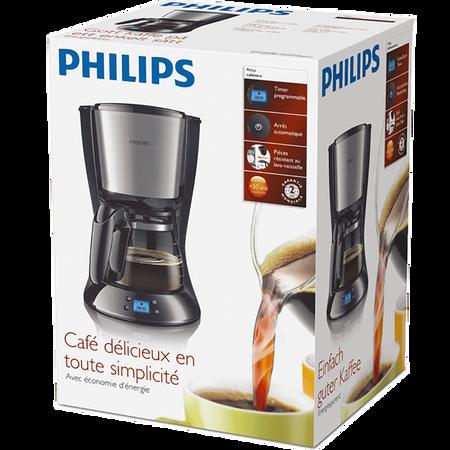 PHILIPS Kaffeemaschine mit Timer HD7459/20