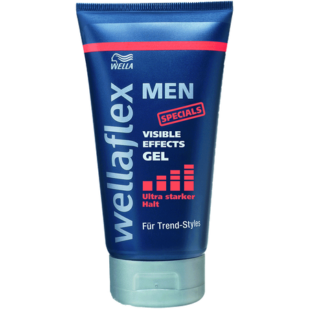 WELLA wellaflex Men Men Specials Visible Effects Gel