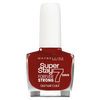 Bild: MAYBELLINE Superstay 7 Days Nagellack midnight red
