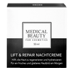 Bild: MEDICAL BEAUTY for Cosmetics Lift & Repair Nachtcreme