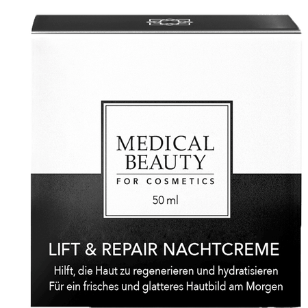 MEDICAL BEAUTY for Cosmetics Lift & Repair Nachtcreme