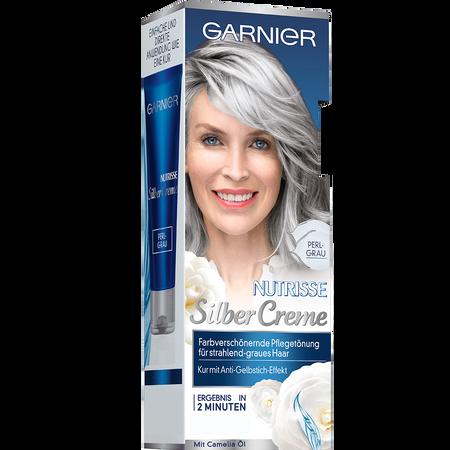 GARNIER Nutrisse Silber Creme Pflegetönung
