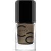 Bild: Catrice ICONails Gel Lacquer Nagellack my heart beats green right now