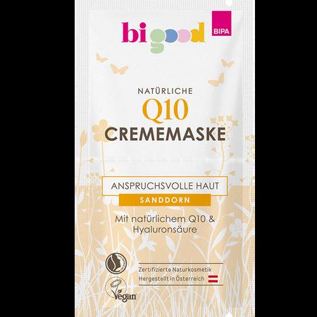 bi good Q10 natürliche Crememaske
