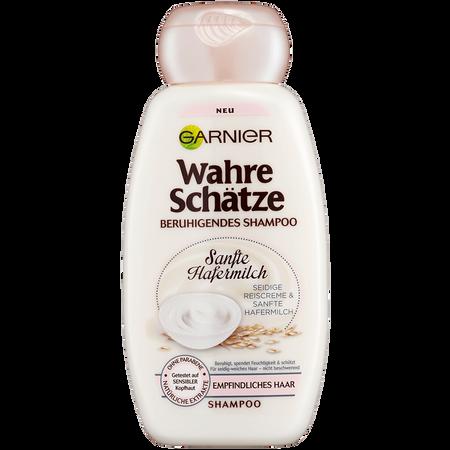 GARNIER Wahre Schätze - beruhigendes Shampoo Hafermilch
