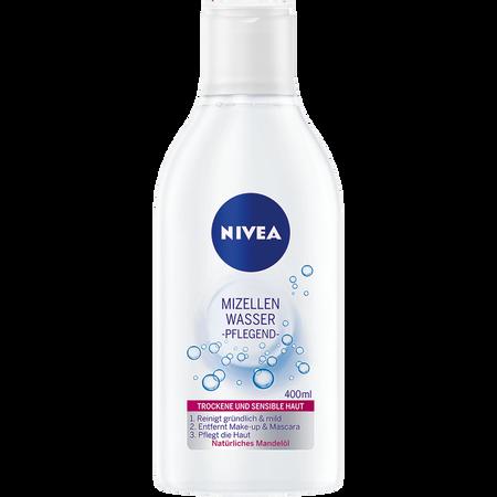 Bild: NIVEA Mizellenwasser pflegend  NIVEA Mizellenwasser pflegend
