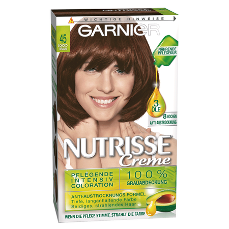 GARNIER Nutrisse Creme Coloration