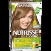 Bild: GARNIER Nutrisse Creme Coloration dunkles goldblond