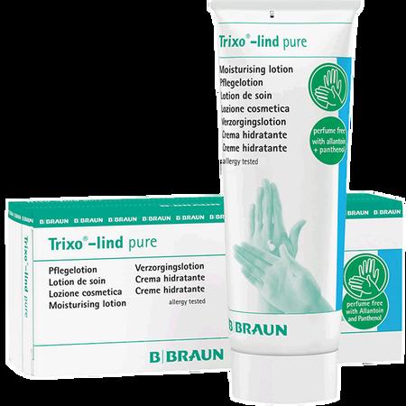 B. Braun Trixo® - lind pure Pflegelotion