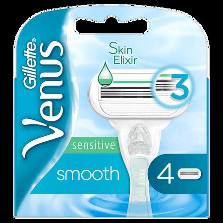 Gillette Venus Skin Elixir sensitive smooth Klingen