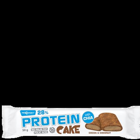 Max Sport Protein Cake Cocoa Coconut