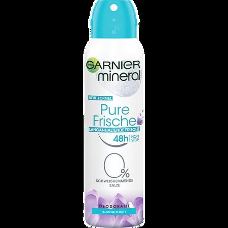 GARNIER mineral Deo Spray Pure Frische