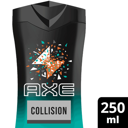 AXE Duschgel Collision