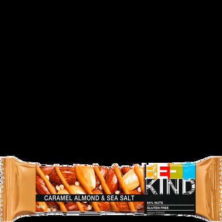 BE-KIND Caramel Mandel & Meersalz Riegel