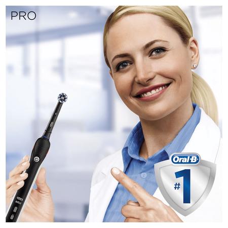 Oral-B elektrische Zahnbürste Pro 2 2900 mit 2. Handstück