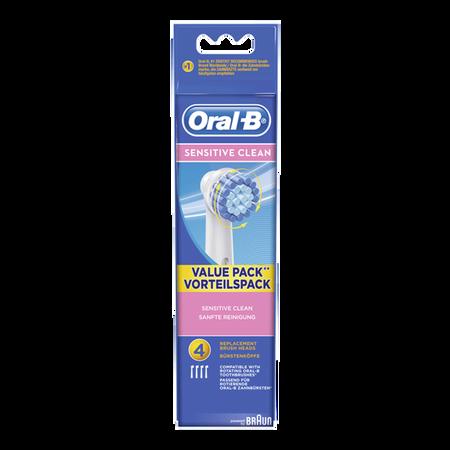 Oral-B Sensitive Clean Aufsteckbürsten