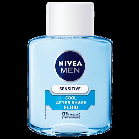 NIVEA MEN Sensitive Cool After Shave Fluid