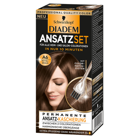 Schwarzkopf DIADEM Ansatzset