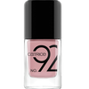 Bild: Catrice ICONails Gel Lacquer Nagellack nude to prude
