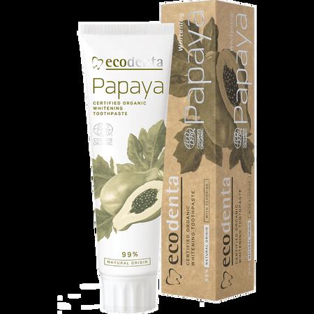 ecodenta Certified Organic Whitening Zahnpasta
