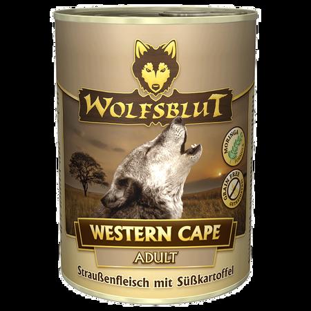 Wolfsblut Western Cape Adult/Straußenfleisch