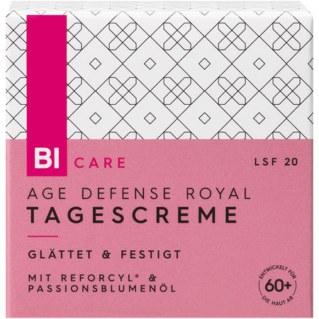 BI CARE Age Defense Royal Tagescreme