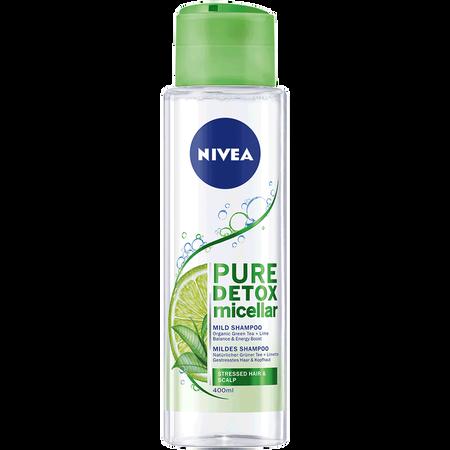 NIVEA Pure Detox Mizellen Shampoo