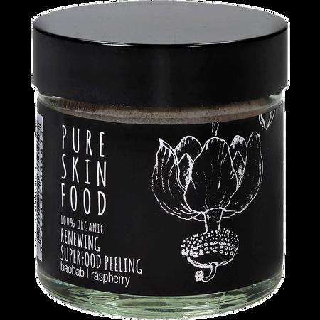 Pure Skin Food Bio Gesichtspeeling für ein verfeinertes Hautbild