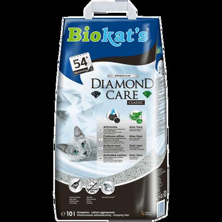 Biokat's Diamond Care Classic Katzenstreu