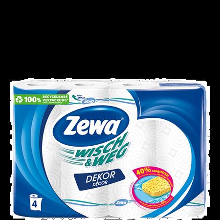 Zewa Wisch&Weg Dekor
