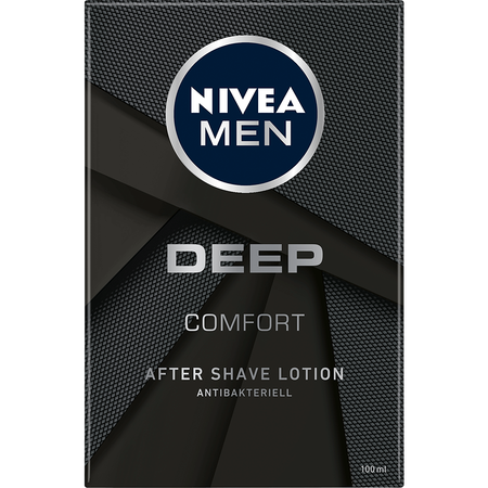 NIVEA MEN Deep Comfort After Shave Lotion
