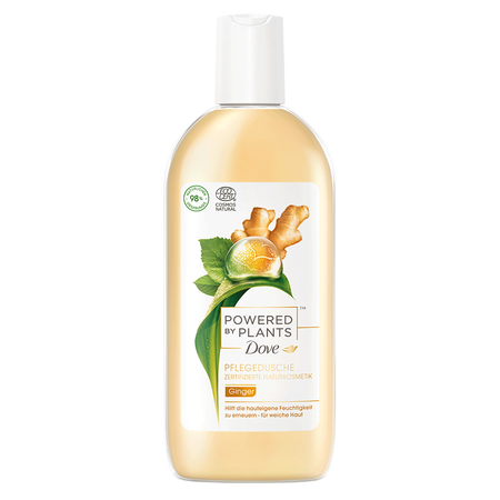 Dove Powered by Plants Pflegedusche Ginger