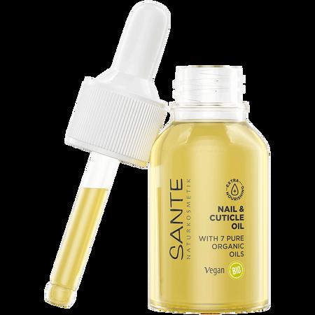 SANTE Nail & Cuticle Oil