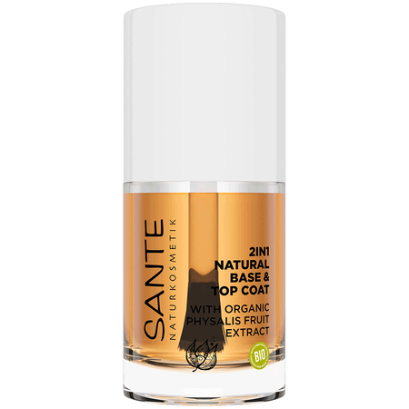 SANTE 2in1 Natural Base&Top Coat