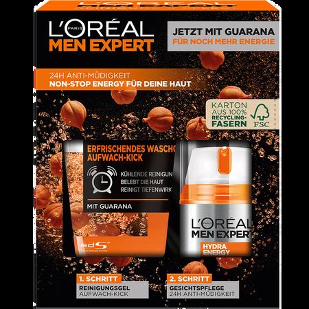 L'ORÉAL PROFESSIONNEL Men Expert Cleansing Coffret