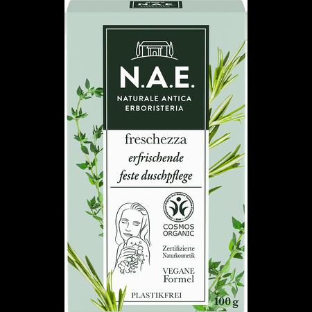 N.A.E. freschezza erfrischende feste Duschpflege