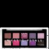 Bild: NYX Professional Make-up Nyx Pal. Mystic Petals Midnight Orchid/Eyeshadow Palette